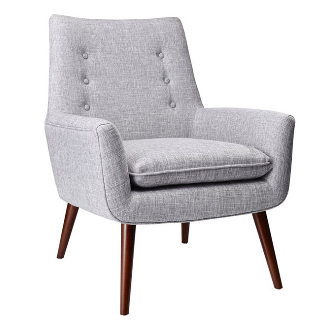 Upholstery Single Chair living room leisure sofa chair