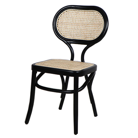 China factroy wholesale solid wood restaurant dining chair