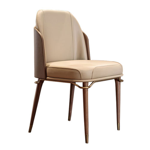 luxury restaurant furniture wooden dining chair wholesale from China manufacturer