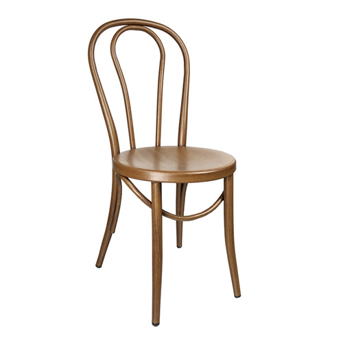 Arc metal restaurant Chair bentwood dining thonet chairs