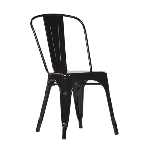 outdoor furniture China factory wholesale restaurant cafe metal tolix dining chair