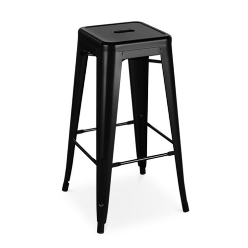 outdoor furniture China manufacturer wholesale restaurant cafe metal tolixs bar stool