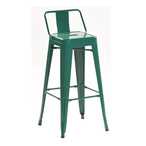 tolixs restaurant cafe metal barstool dining chair
