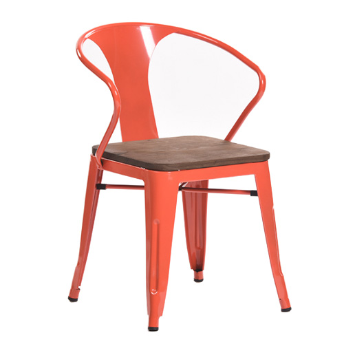 tolix chair China manufacturer wholesale restaurant cafe outdoor dining chair